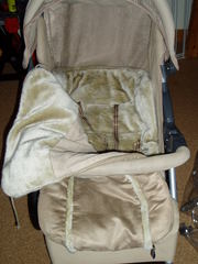 Urban Detour Buggy and Car Seat System