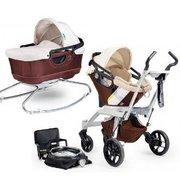 Orbit Baby Stroller Travel System G2 with Bassinet Cradle G2