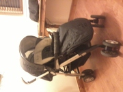 Silver cross buggy for sale