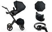 Stokke Xplory V4 True Black Limited Edition