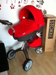 Stokke Xplory v3/v4 baby stroller (3 in 1)