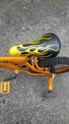 Bike Huffy Inerferno Childs Yellow and Black bike