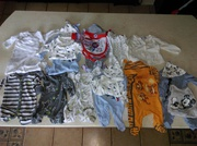 Baby Clothes For Sale..